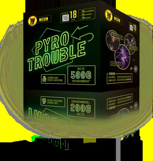 Pyro Trouble Produktfoto