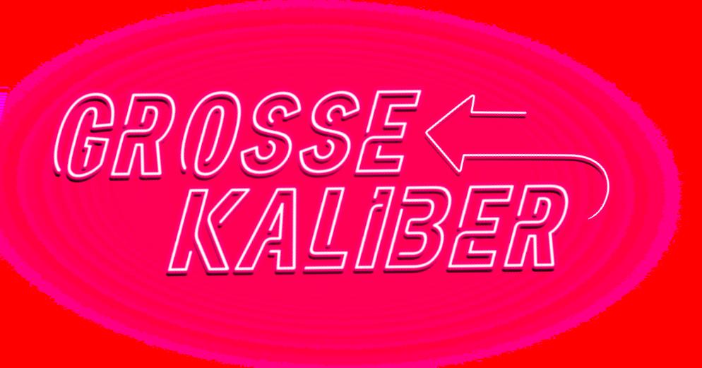 Große Kaliber |Black Cat Neon